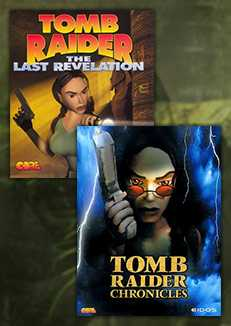 Tomb Raider IV + V Bundle