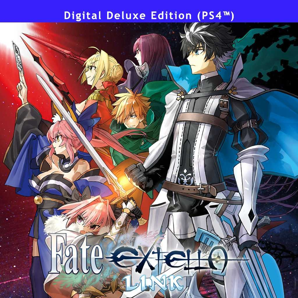 Fate/EXTELLA LINK — Digital Deluxe Edition