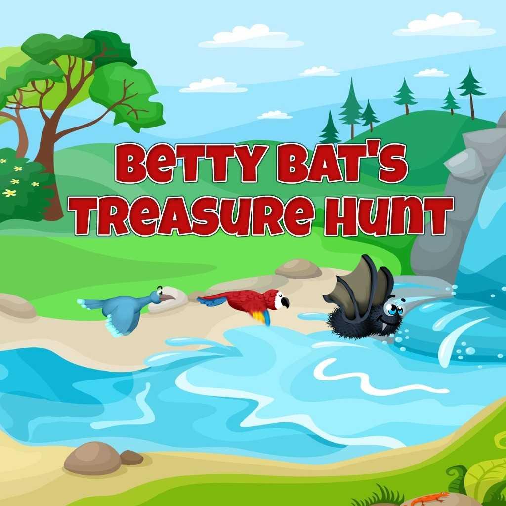 Betty Bat's Treasure Hunt