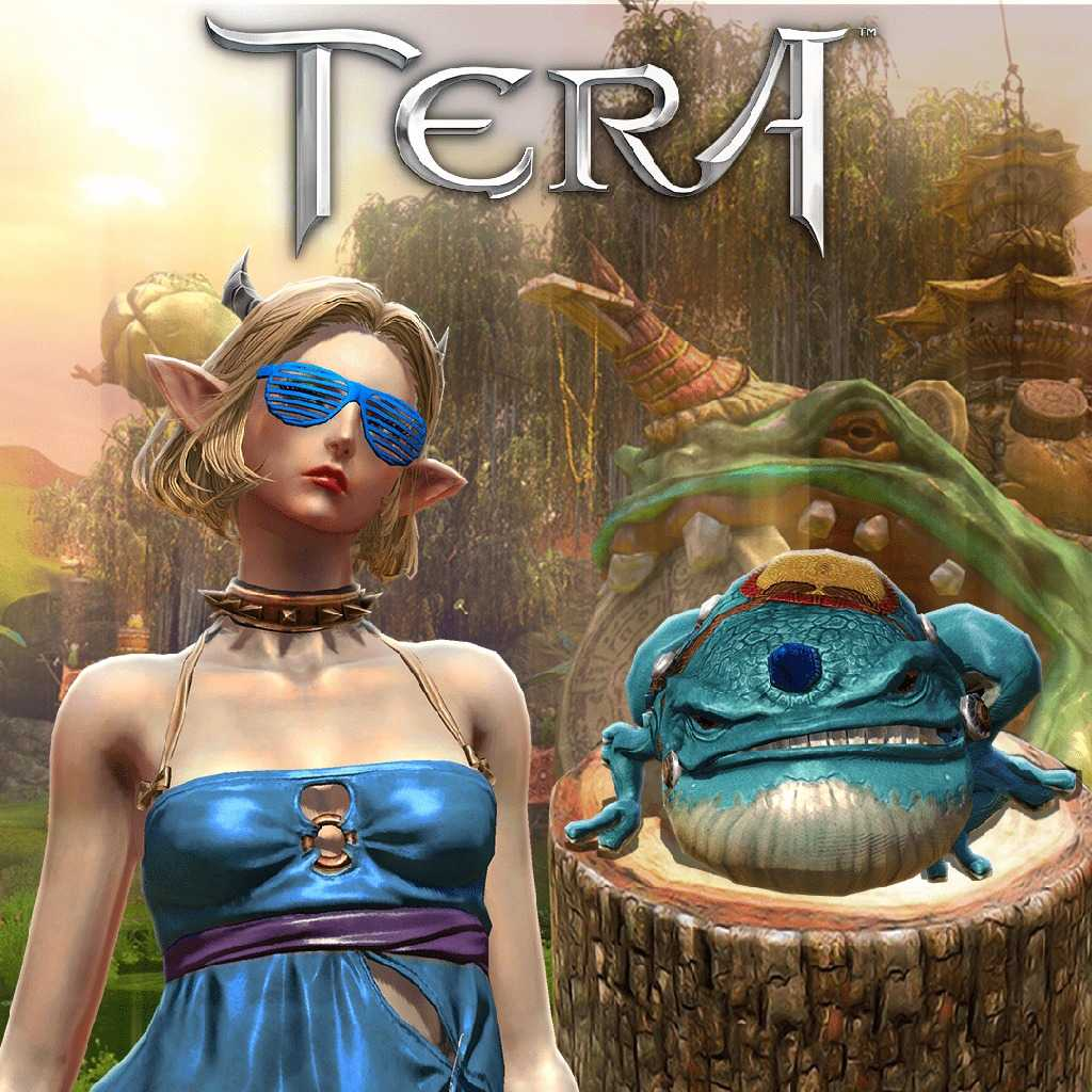 TERA: PlayStation Plus Pack