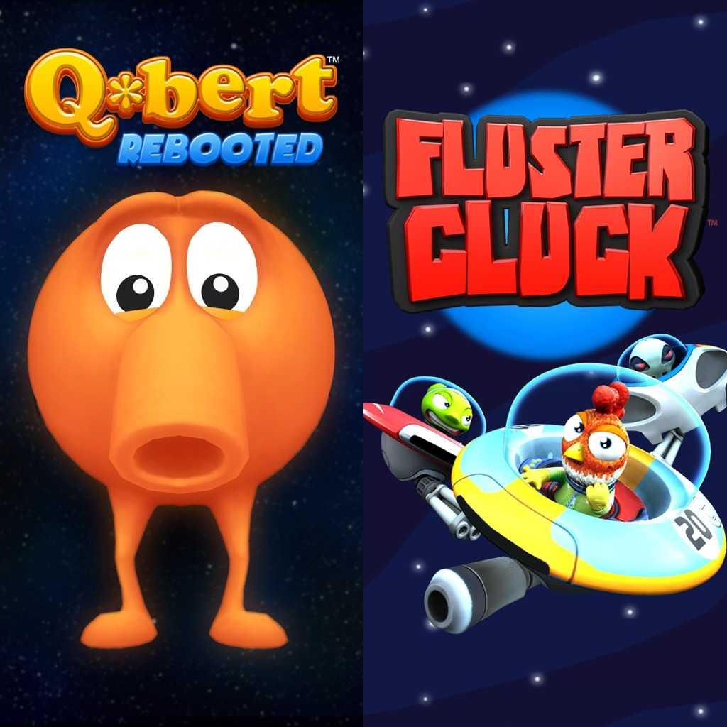 Q*bert: Rebooted & Fluster Cluck Mini Bundle