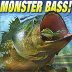 Monster Bass! (PS3/PSP/PS Vita)