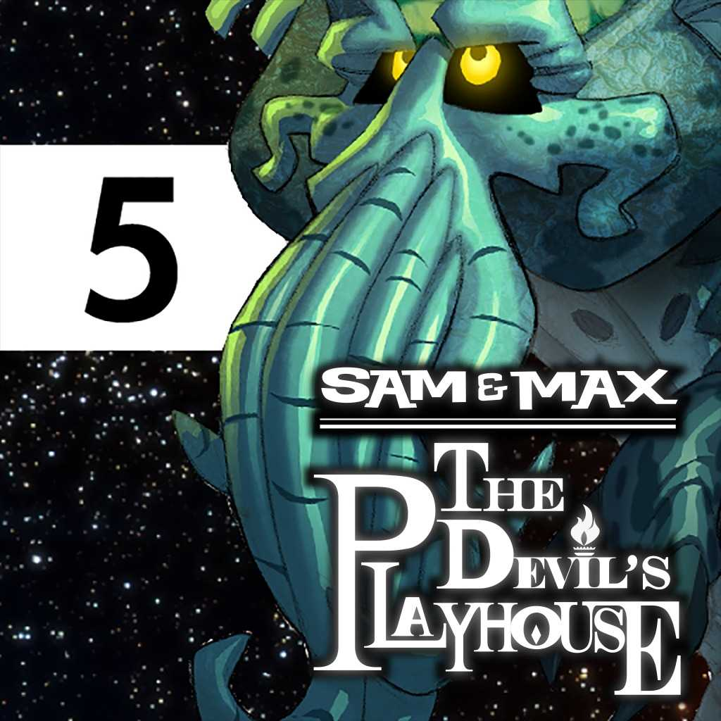 Sam & Max Episode 5: The City That Dares Not Sleep