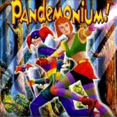 PANDEMONIUM!  (PSONE CLASSIC)