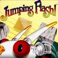 Jumping Flash! (PSOne Classic)