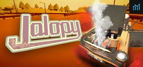 Jalopy - The Road Trip Driving Indie Game
