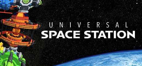 Universal Space Station - Sci Fi Economy Management Resource Simulator