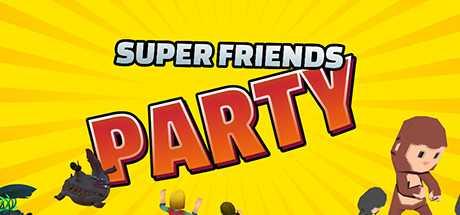Super Friends Party
