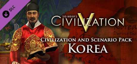 Civilization V - Civ and Scenario Pack: Korea