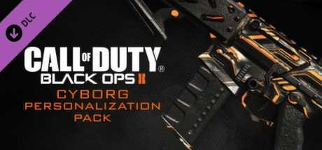 Call of Duty: Black Ops II - Cyborg Personalization Pack