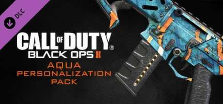 Call of Duty: Black Ops II - Aqua Personalization Pack