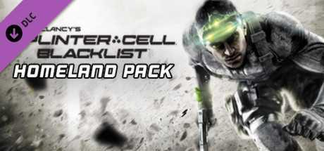 Tom Clancy's Splinter Cell Blacklist - Homeland DLC