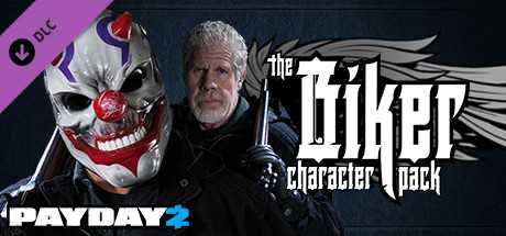 PAYDAY 2: Biker Character Pack