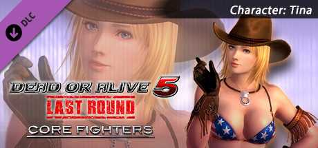 DEAD OR ALIVE 5 Last Round: Core Fighters Character: Tina
