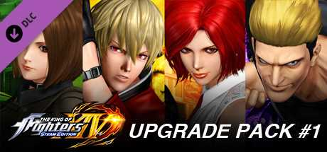 THE KING OF FIGHTERS XIV STEAM EDITION UPGRADE PACK #1