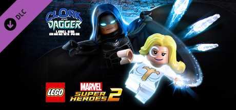 LEGO Marvel Super Heroes 2 - Cloak and Dagger