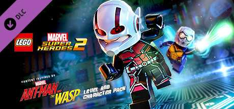 LEGO Marvel Super Heroes 2 - Marvel's Ant-Man and the Wasp Character and Level Pack