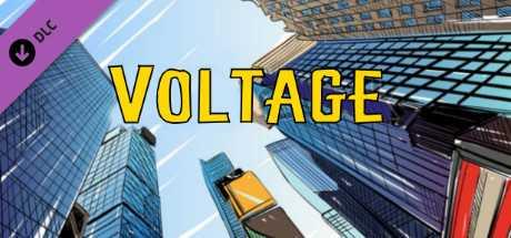 Voltage Graphic Novel
