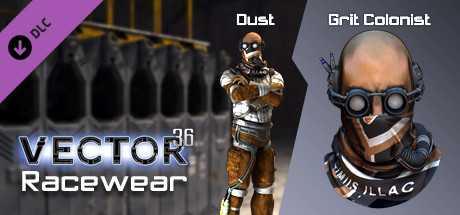 Vector 36 Racewear- Grit Colonist / Dust