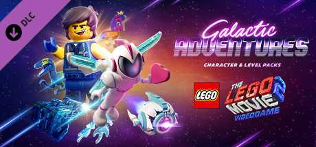 The LEGO Movie 2 Videogame - Galactic Adventures Character & Level Pack