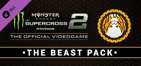 Monster Energy Supercross 2 - The Beast Pack