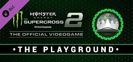 Monster Energy Supercross 2 - The Playground
