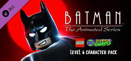 LEGO DC Super-Villains Batman: The Animated Series Level Pack