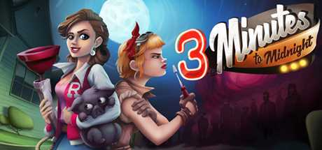 3 Minutes to Midnight - A Comedy Graphic Adventure