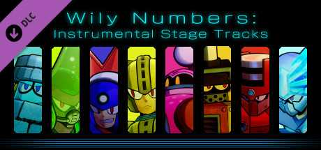 Wily Numbers: Instrumental Stage Tracks