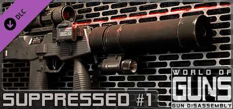 World of Guns: Suppressed Guns Pack #1