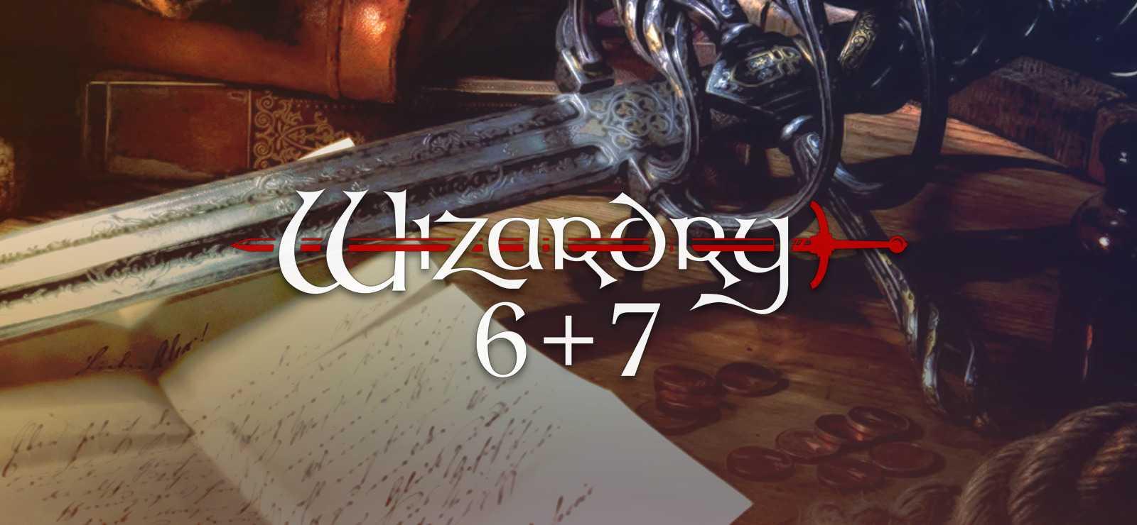 Wizardry 6+7