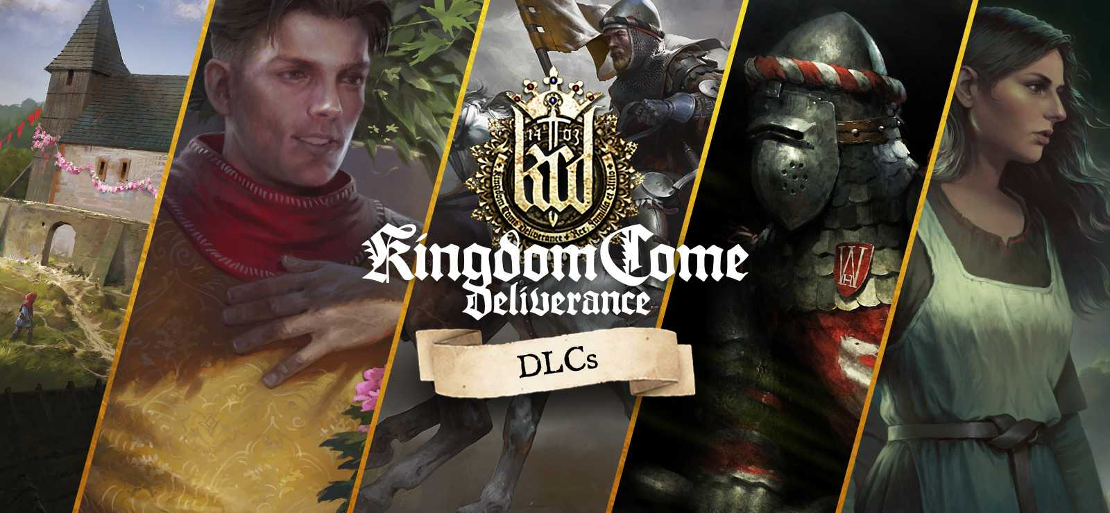Kingdom Come: Deliverance - Royal DLC Package