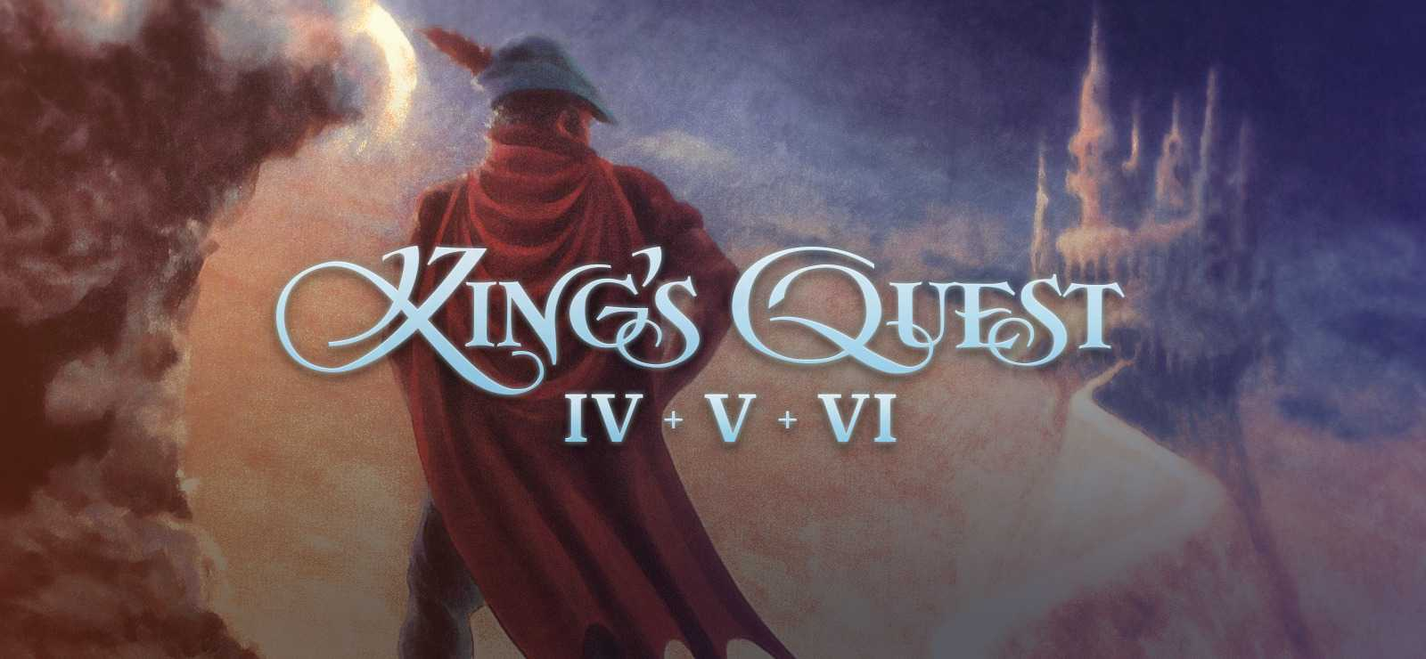 King's Quest 4+5+6