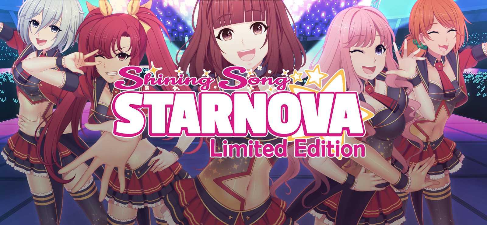 Shining Song Starnova Limited Edition
