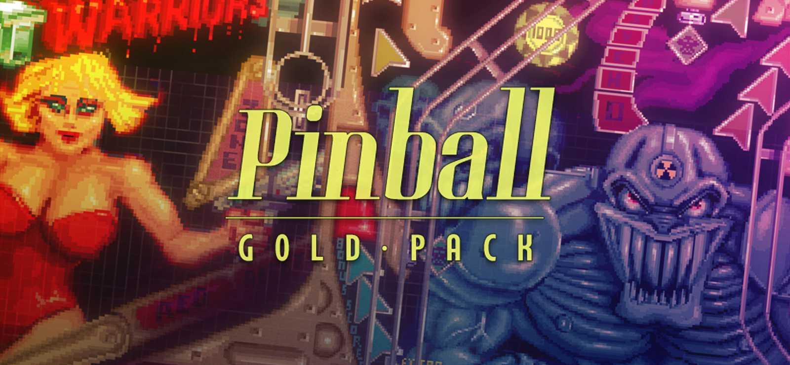 Pinball Gold Pack