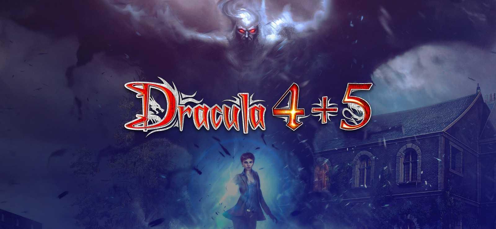 Dracula 4+5