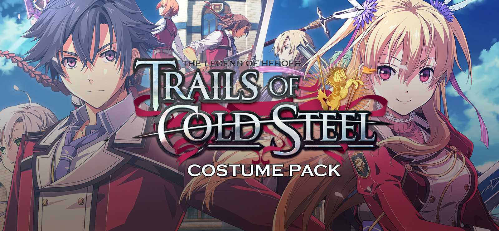 The Legend of Heroes: Trails of Cold Steel - Costume Pack
