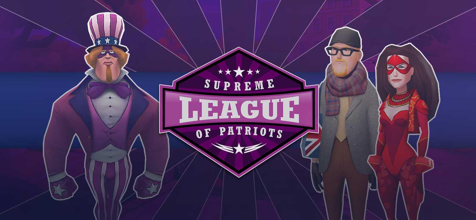 Supreme League of Patriots: Season Pass
