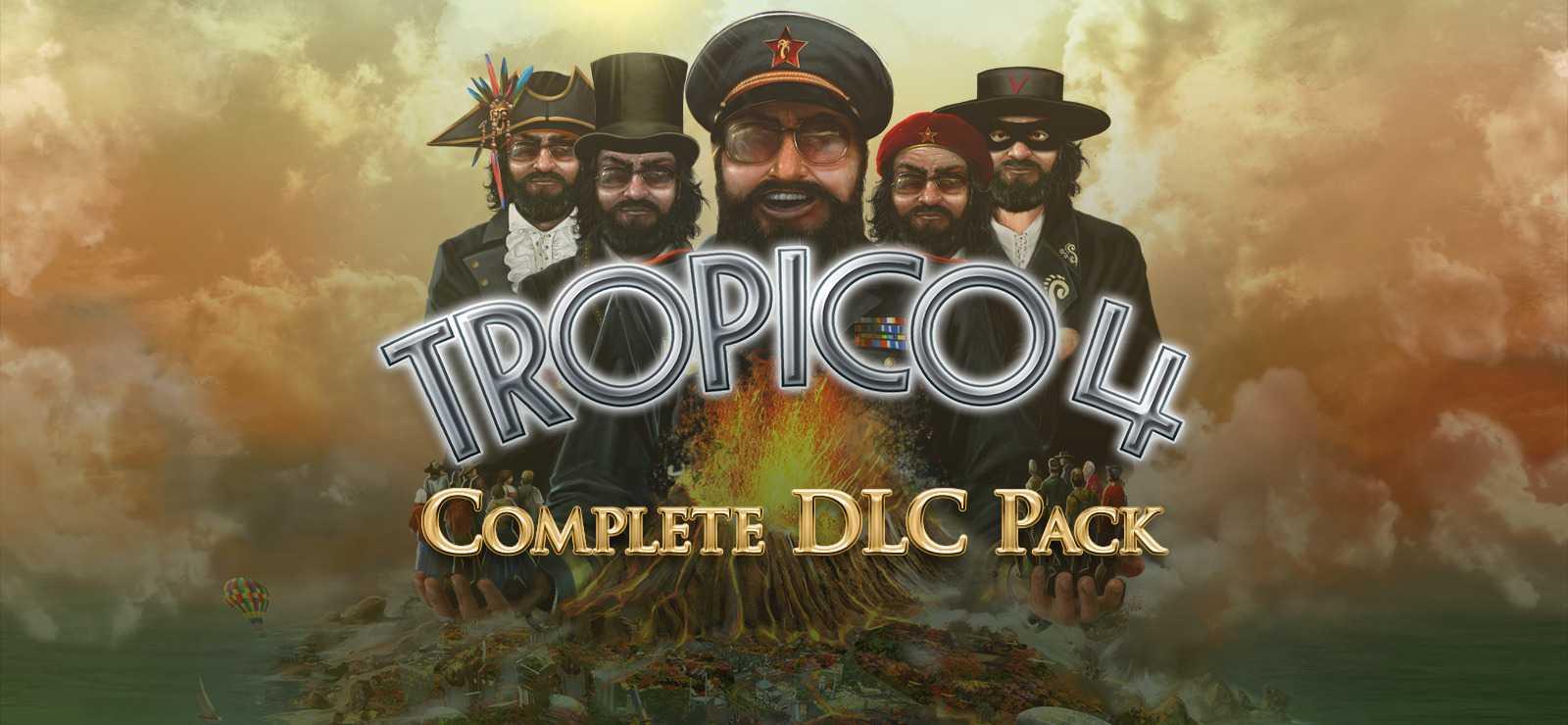 Tropico 4 - Complete DLC Pack
