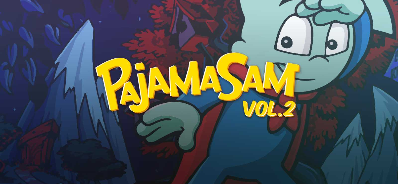 Pajama Sam Vol. 2