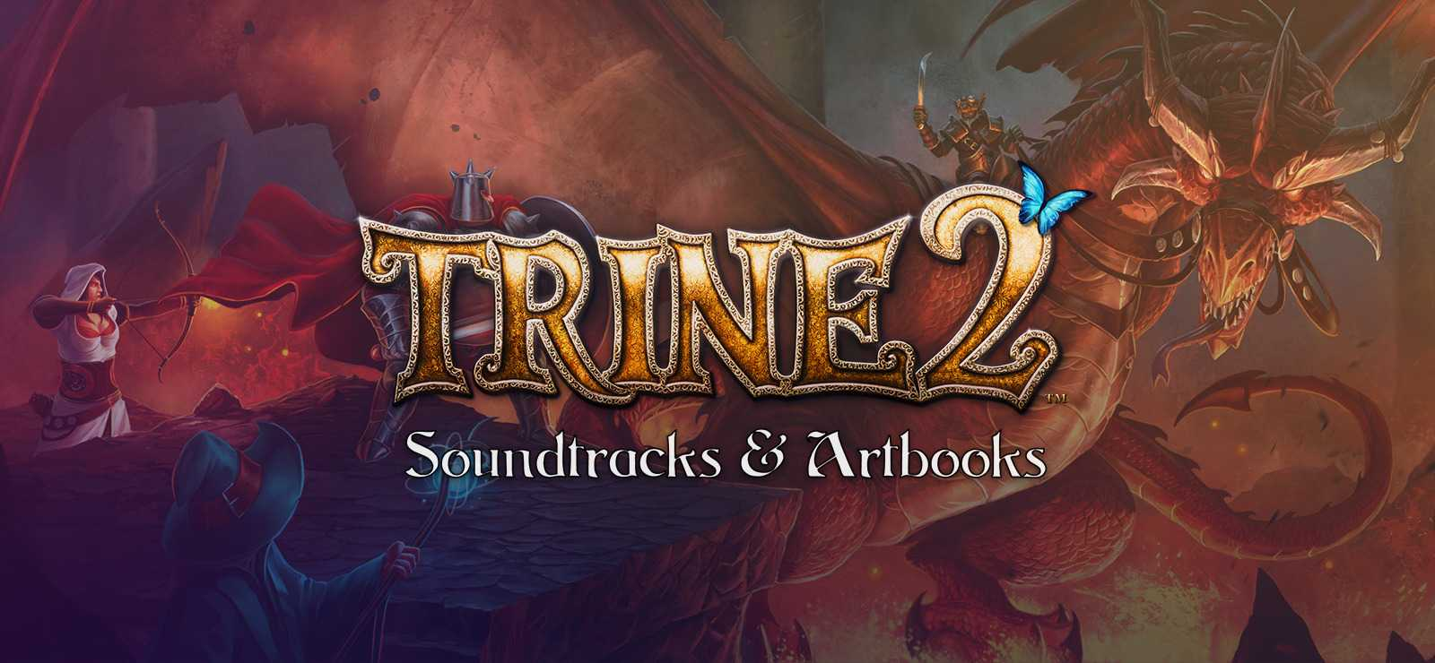 Trine 2: Soundtracks & Artbooks