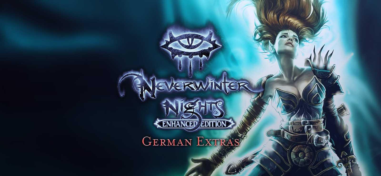 Neverwinter Nights: Enhanced Edition - German Extras