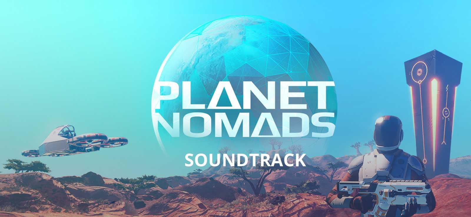 Planet Nomads Soundtrack