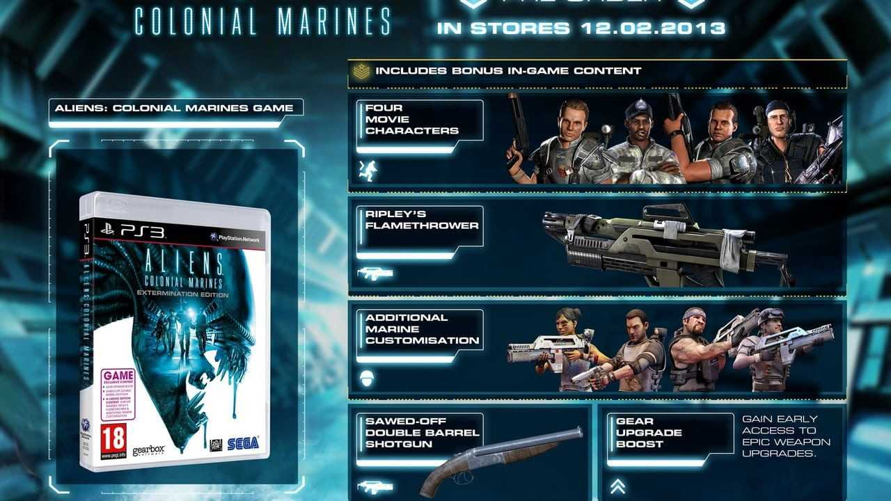 Aliens: Colonial Marines - Extermination Edition