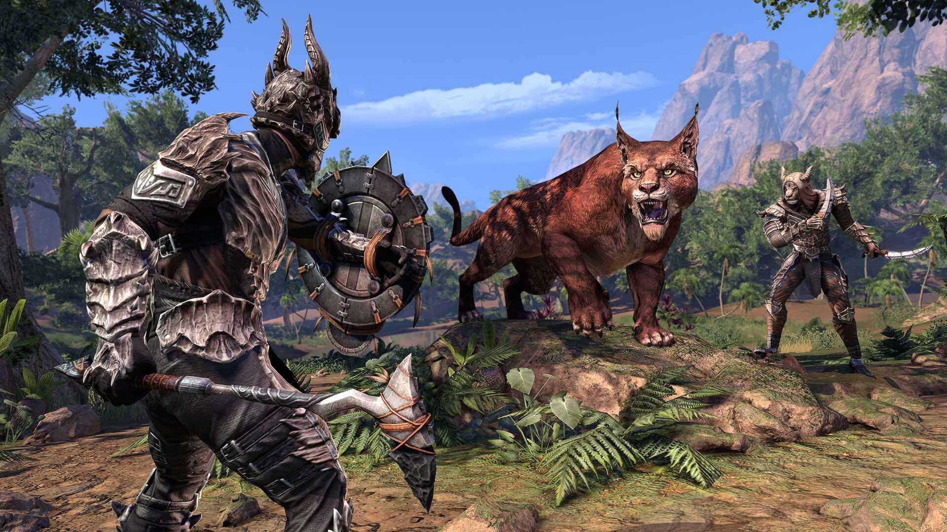 The Elder Scrolls Online: Elsweyr Digital Upgrade