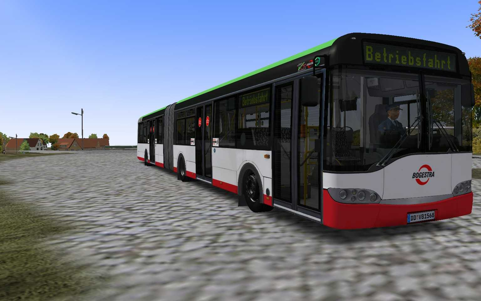 OMSI 2 Add-on Urbino Citybus Series