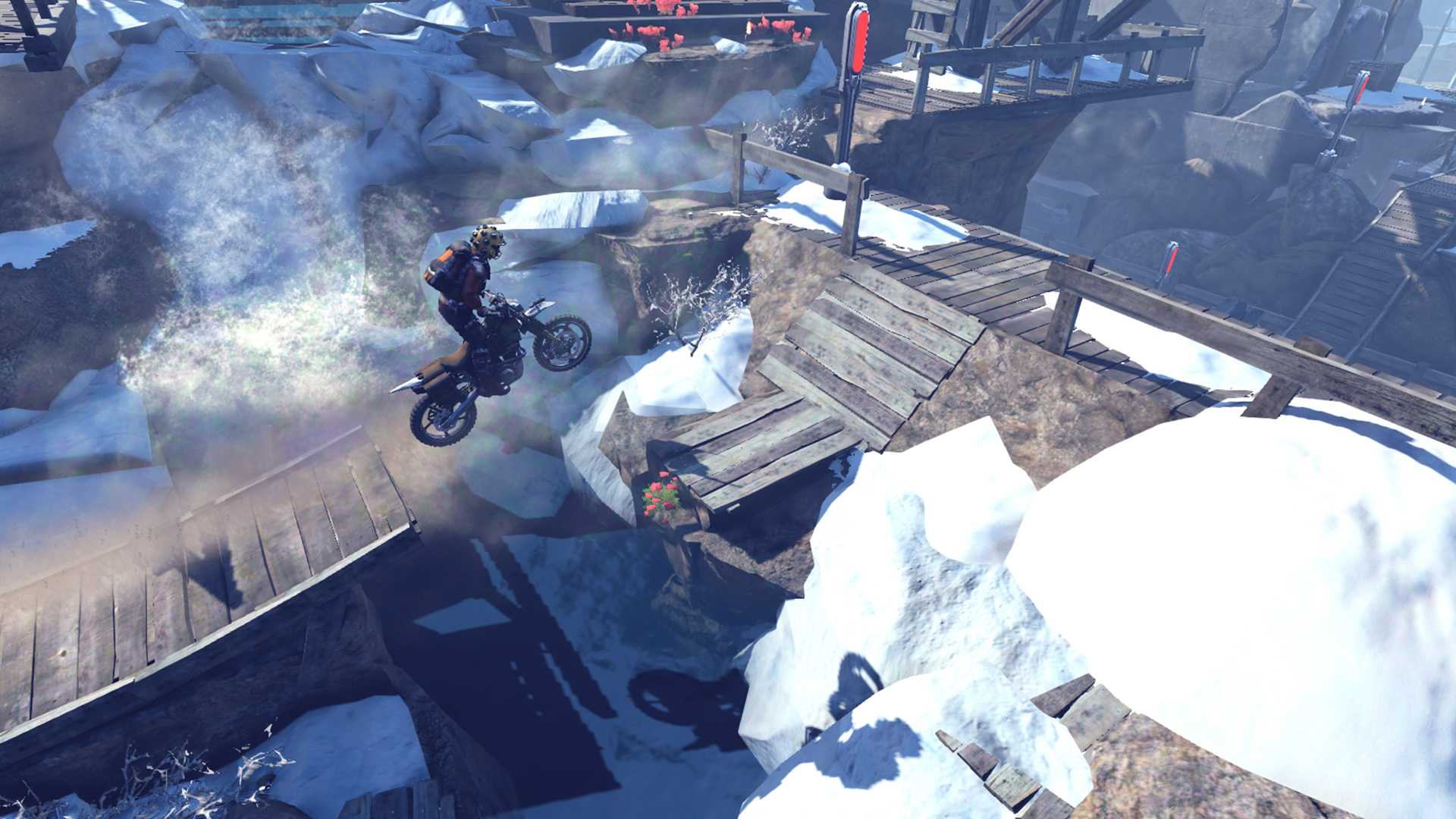 Trials Fusion - DLC 6 After The Incident