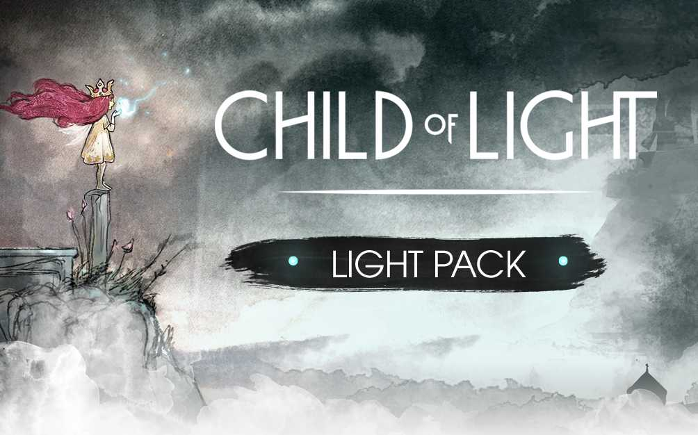 Child of Light Light Aurora Customization