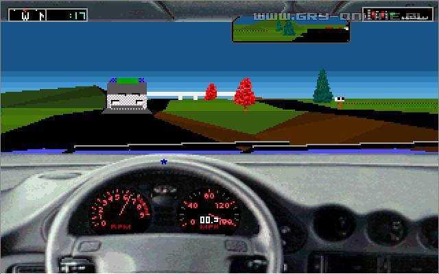 Test Drive III: Road & Car I