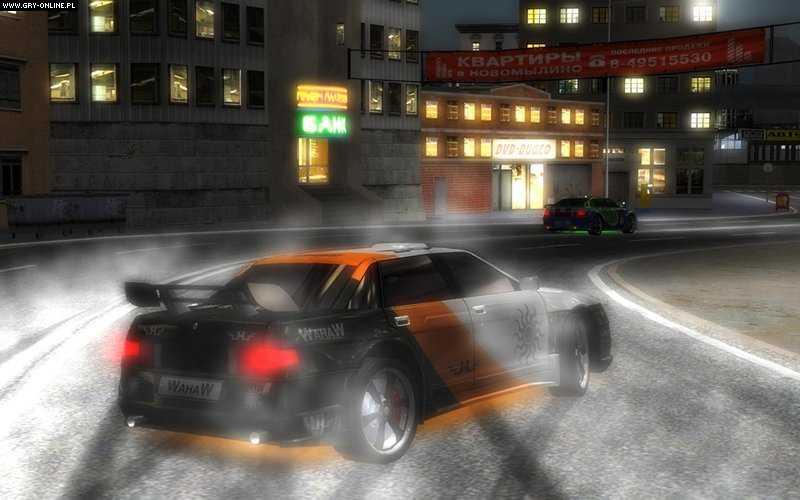 Racers vs. Police: Street Challenge